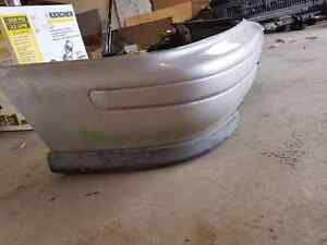 Gc8 jdm smooth rear bumper with spats Strathcona County Edmonton Area image 2