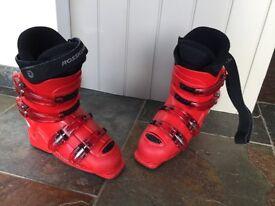 Rosignol junior ski boots size 4 mondo 23/23.5 base 275mm