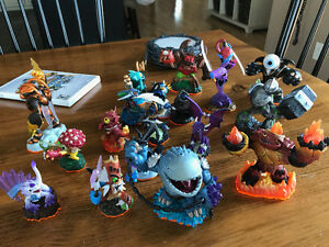 Skylanders Grab Bag - 18 figures, Giants game disc, portal unit