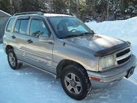 2003 Chevrolet Tracker *Full Load* * New Engine 114 000 km *