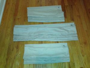 Roman blinds -  3 pieces
