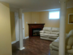 1-BEDROOM BASEMENT APARTMENT