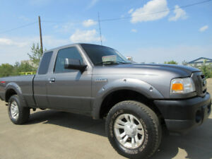 2011 Ford Ranger SPORT-4X4-ONE OWNER EXCELLENT SHAPE IN AND OUT
