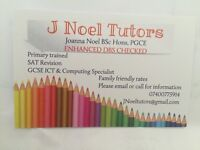 Home tuition primary -a level