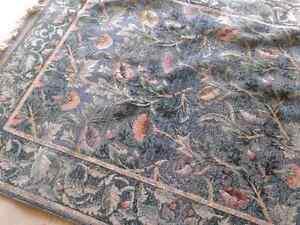 Area carpet.