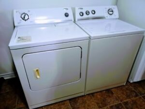 Whirlpool Washer-Dryer Combo White/ Laveuse-sécheuse