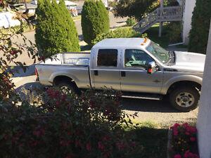 2011 Ford F-350 XLT Pickup Truck