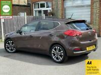 2014 Kia Ceed 1.6 GDi 4 Tech 5dr DCT HATCHBACK Petrol Automatic