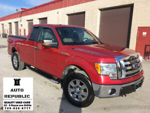 2009 Ford F-150, V8, 4x4, Extended, IMMACULATE
