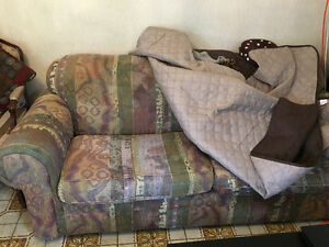 Some furniture, couch, matress, table chairs for free Cambridge Kitchener Area image 5