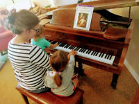 Piano lessons in Old Strathcona/Bonnie Doon area/Ritchie