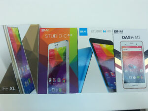 Blu Brand New Unlocked Phones (Dual Sim)