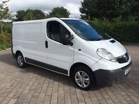 2008 Vauxhall Vivaro 2.0 CDTi 2700 SWB, NEW 12 MONTHS MOT, ELECTRIC WINDOWS, NO VAT!