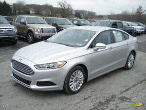 2014 Ford Fusion Energi hybride rechargeable SE