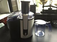 Philips Stainless Steel Juicer