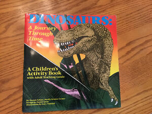 Dinosaurs A Journey Through Time (NEW)