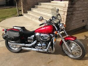 Honda Shadow Spirit 2003