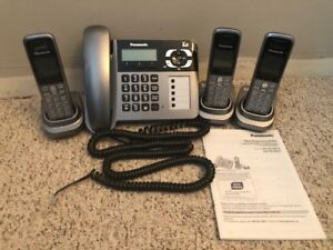 Answering Machine with Extra Handsets