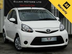 Toyota AYGO VVT-I ICE 1.0L 5 Door Manual Petrol 2013