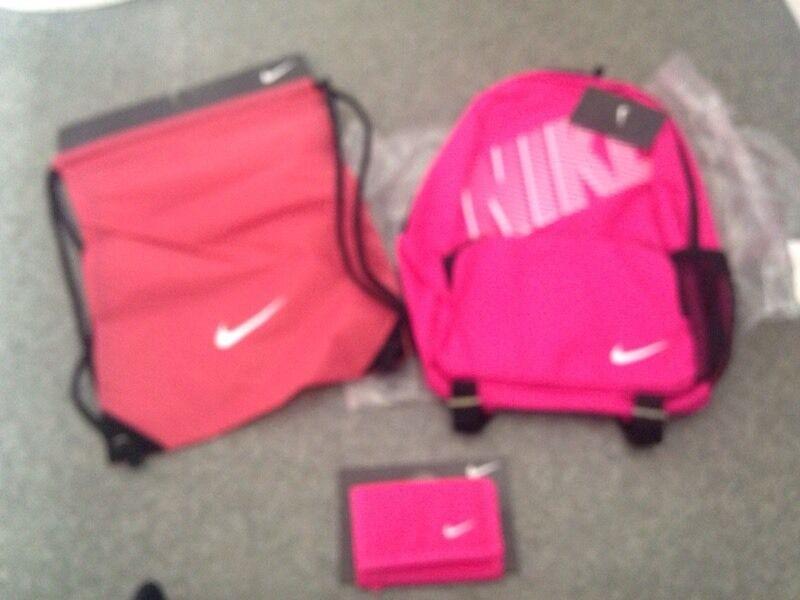 NEW Nike backpack 120e549f164f6