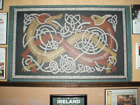 BESPOKE MOSAIC DESIGNS; PRIVATE OR COMMERCIAL: INTERIOR/EXTERIOR