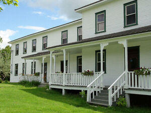 Heritage Farm House in lower Laurentians