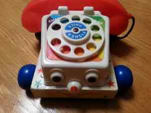 Fisher Price chatter phone # 747