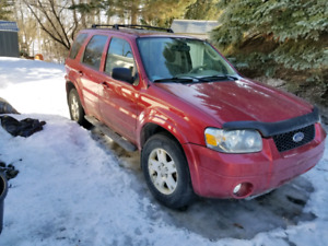 2007 Ford Escape  fully loaded