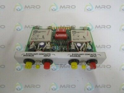 Spectronics 640r2 Board Controller New No Box
