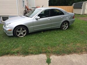 "2007 Mercedes C230 "" MUST SELL """