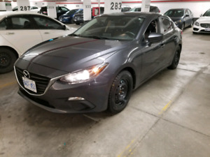 Mint condition 2014 Mazda3 with winter tires!
