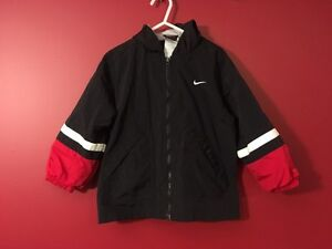 TEAM NIKE Boy's Size 4T Jacket - Great condition!