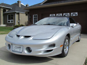1998 Firebird Trans Am Convertible