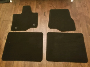 Ford F-150 SuperCrew carpeted mats