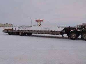 2009 Muvall equipment trailer