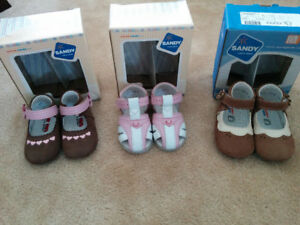 THREE Pairs of Brand New Shoes (for Girls)
