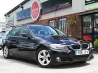 2011 BMW 3 Series 2.0 320d EfficientDynamics 4dr 4 door Saloon