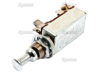 Light Switch For Ford Tractor 2n 8n 9n Naa Jubilee Chrome Knob Fused 8n11654b