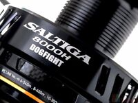 BRAND NEW IN BOX saltiga 8000h dogfight WAS £800 TAKE OFFERS OVER £380