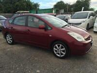 TOYOTA PRIUS 2005 VVTI 1.5 T-SPIRIT HYBRID PETROL 1 PREVIOUS OWNER LONG MOT