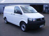 Volkswagen Transporter T30 TDI P/V STARTLINE (white) 2014