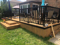 High Quality Decks and Fences at Affordable Prices!