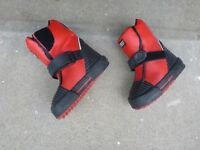 Boys or Girls Winter Boots Lot #6 (2 pr., sizes ch. 8-9.5 & 1)