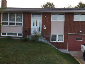 House for Rent In Bridgeview, Halifax