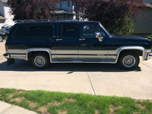 1990 Chevrolet Suburban - One Owner Since New