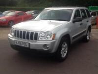 2006 Jeep Grand Cherokee 3.0 CRD V6 SUV 5dr Diesel Automatic 4x4 (270 g/km,