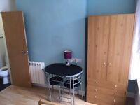 Wifi & bills included Furnished pets considered Town Centre Studio Apartment no agents fees