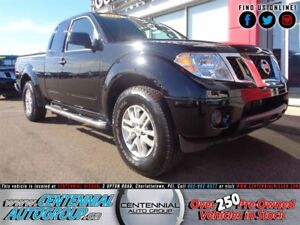 Nissan Frontier SV | RWD | King Cab 2015