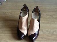 Emporia Armani ankle boot