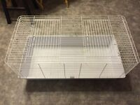 Rabbit,guinea pig,hedge hog, or ferret cage $90.00 takes it
